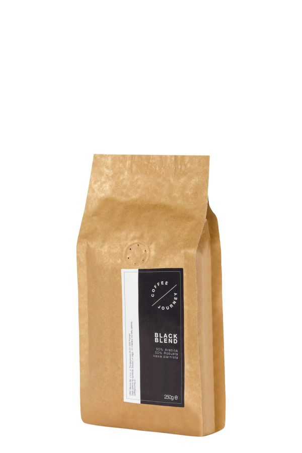 Coffee Journey Black Blend 1kg