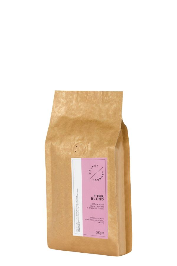 Coffee Journey Pink Blend 1kg