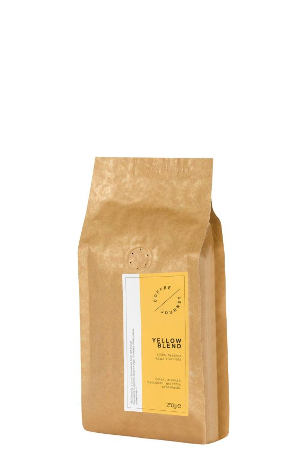 Coffee Journey Yellow Blend 1kg