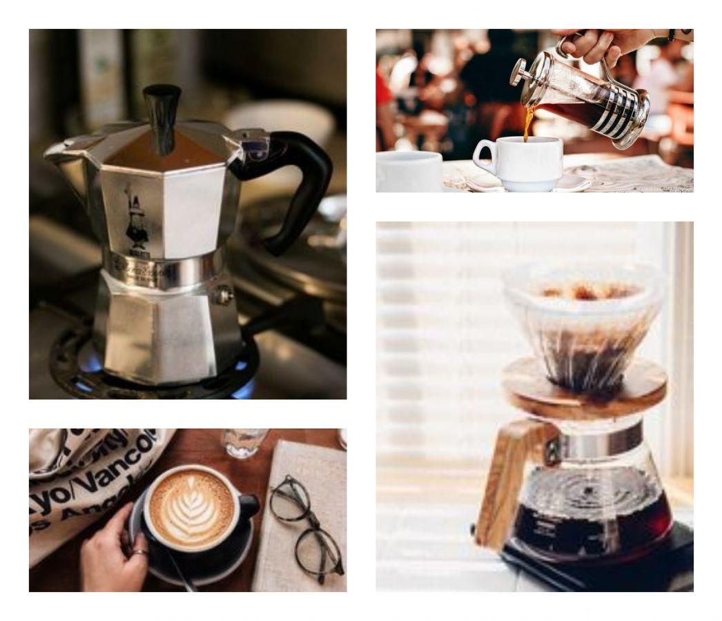 Jak zaparzyć kawę w domu?