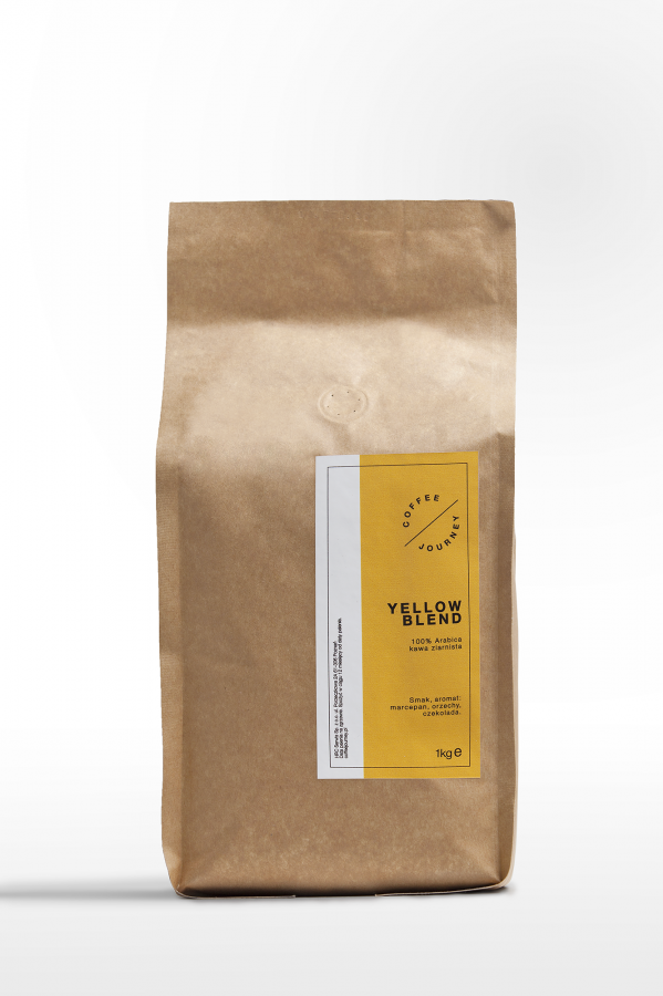 Kawa Coffee Journey Yellow Blend